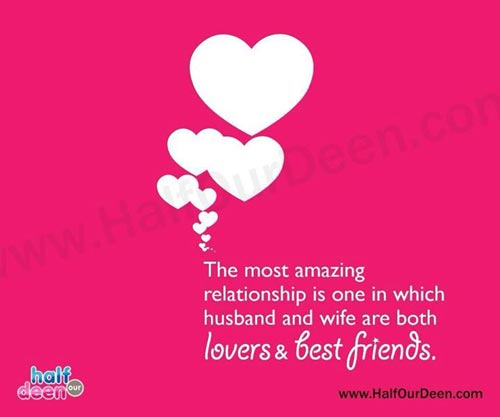 200+ Islamic Love Quotes on Muslim Marriage (For Husband, Wife, To-Be)