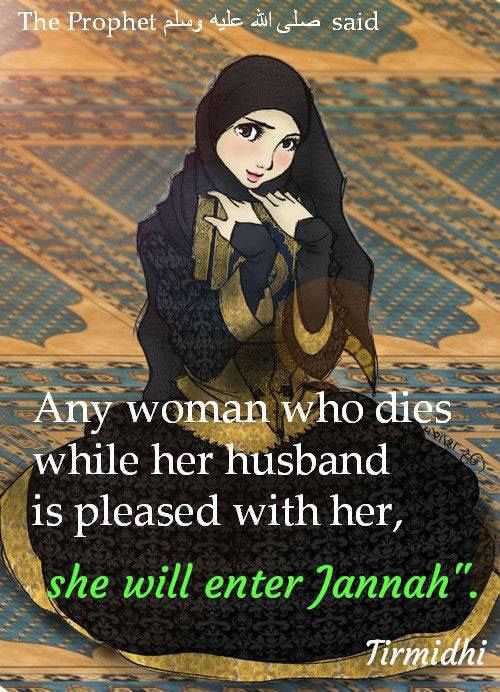 husband and wife relationship in islam quotes facebook