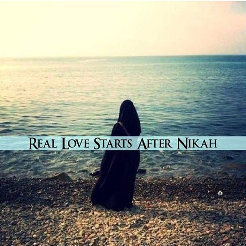 True Love Doesnt End At Death If Allah Wills It Itll Continue In Jannah