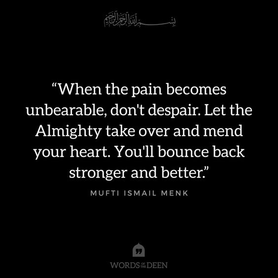 mufti ismail menk quotes tumblr