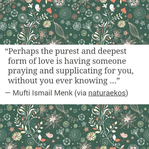 mufti ismail menk love quotes
