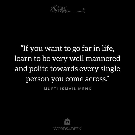 mufti menk quotes images