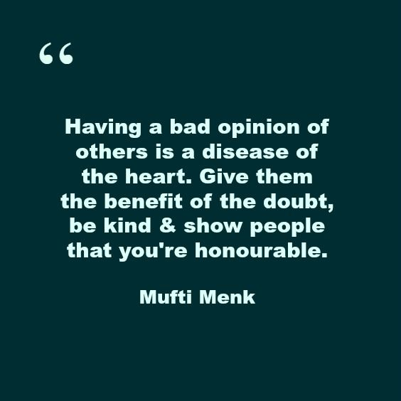 mufti menk famous quotes