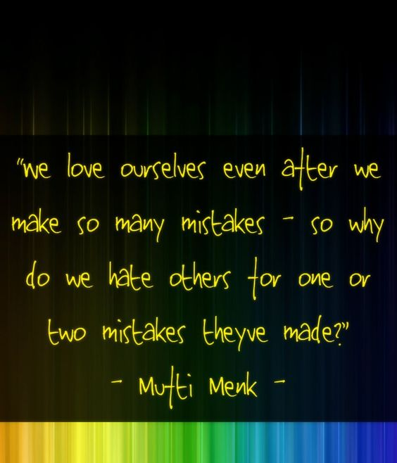 mufti menk quotes on love