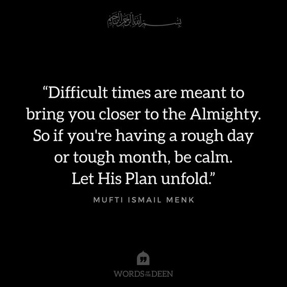 mufti ismail menk islamic quotes