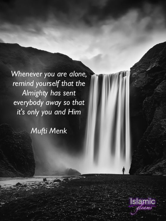 mufti menk inspirational quotes